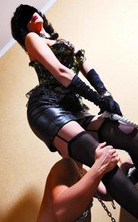 Проститутка Страпонесса